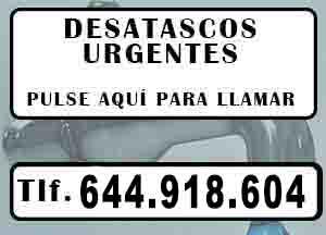 Desatascos Profesionales Juanma Urgentes