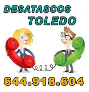 DESATASCOS EN TOLEDO